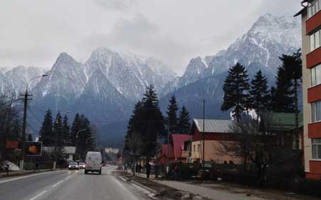My visit to Bucegi
